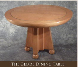 Geode Dining Table
