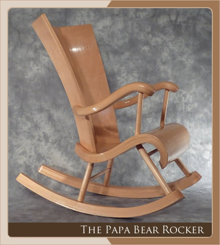 The Papa Bear Rocker